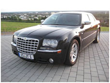 аренда Chrysler 300 C