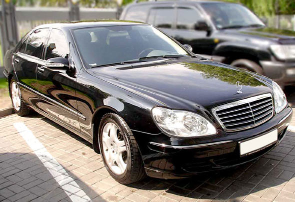 Мercedes-Benz W220 S500 Long