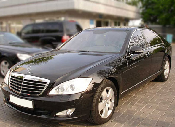 Мercedes-Benz W221 S500 Long